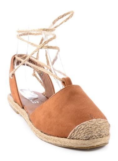 Bambi Ayakkabı Taba